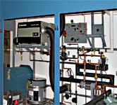Bemco Modular Chamber Humidity System with Steam Generator and Desiccant Drier