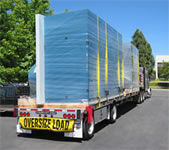 Two Large FL-M Conditioning Systems Ready for Shipment