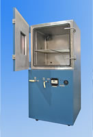 Bemco A8 Vacuum Chamber with Door Open