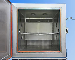 Bemco AF Chamber with Door Open.