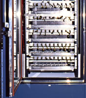 Example or Card Cage Fixtures